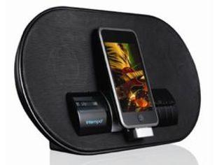 Intempo s new Fusion iPod dock and DAB FM radio