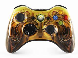 Xbox Fable III controller