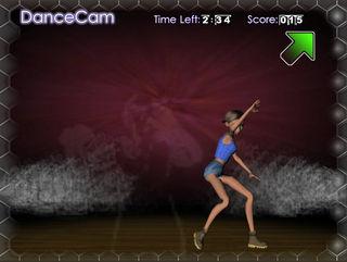 Sky s interactive dance game