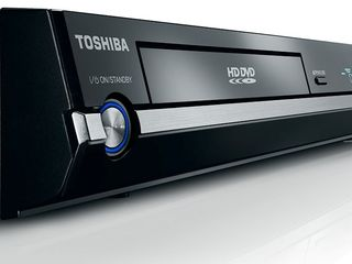 Toshiba HD DVD player