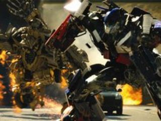 Transformers sequel set to be BIG