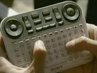 Sony s Google TV remote