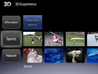 Sony 3D Experience Bravia o