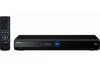 Sharp s new pocket friendly Blu ray system
