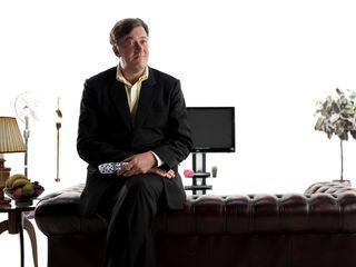 Stephen Fry presents