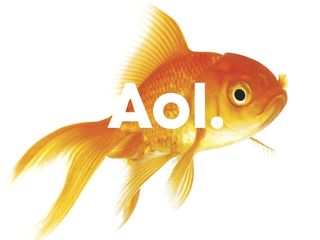 AOL fish