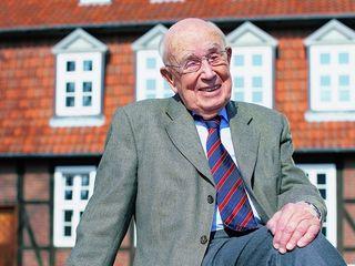 Prof Sennheiser a true creator