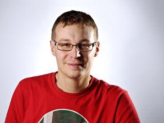 TechRadar s Deputy Editor Dan Grabham