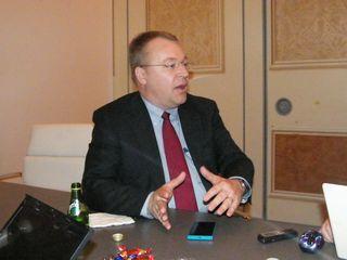 Nokia s CEO Stephen Elop