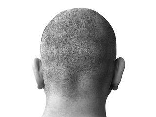 Man s head