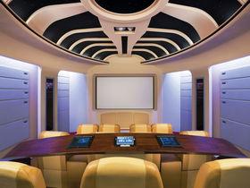 World's maddest home cinemas